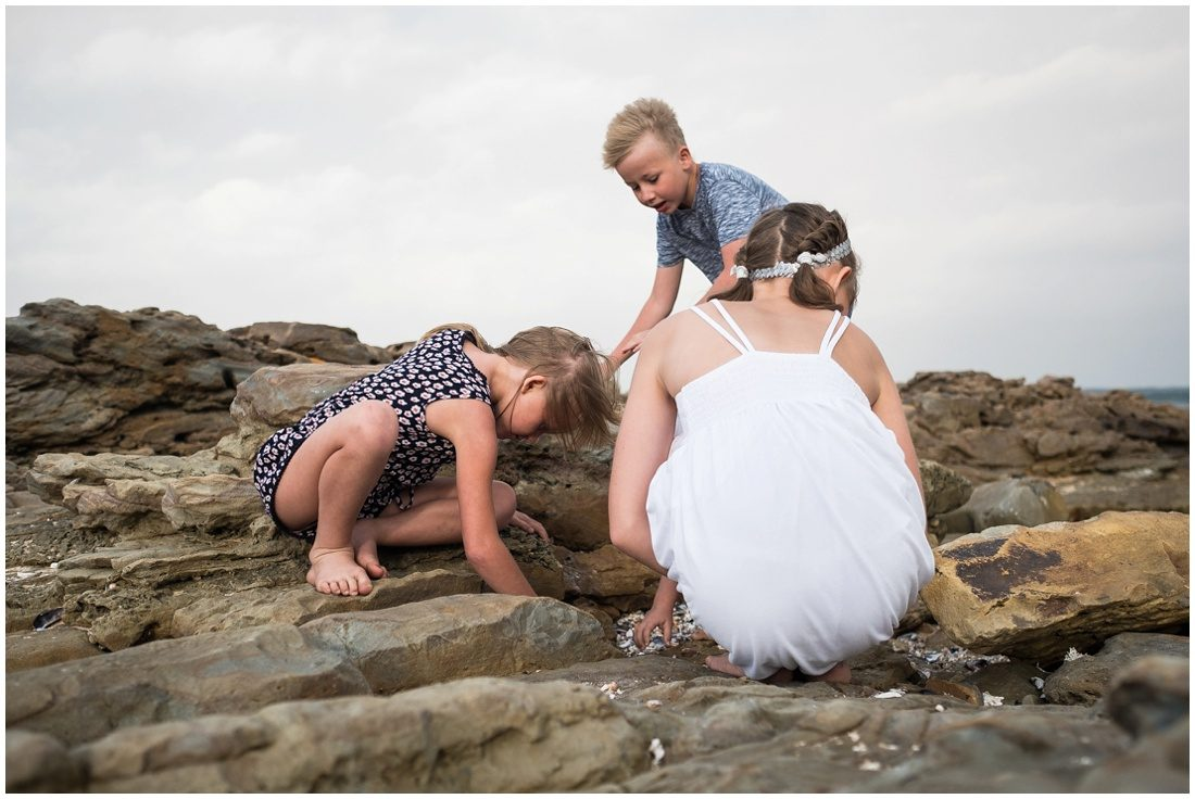 Garden Route-Beach and Forest family session-Kruger family-24