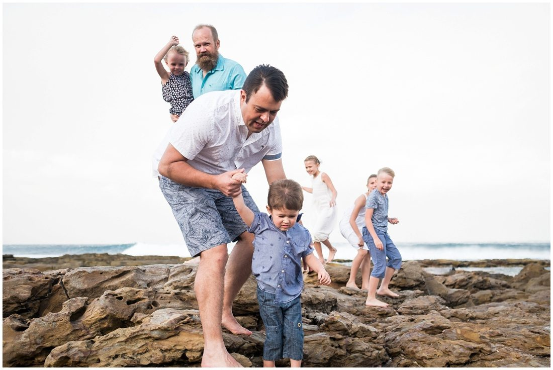 Garden Route-Beach and Forest family session-Kruger family-30