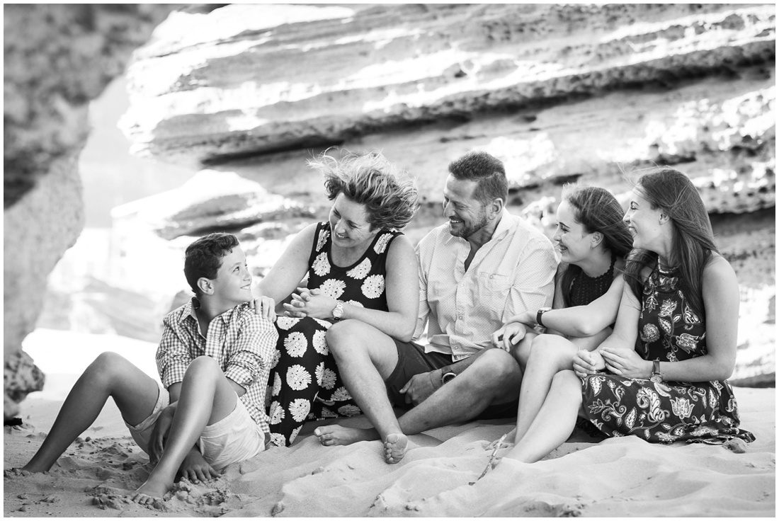 Garden Route-Groot brak-Beach session-Minaar family-1