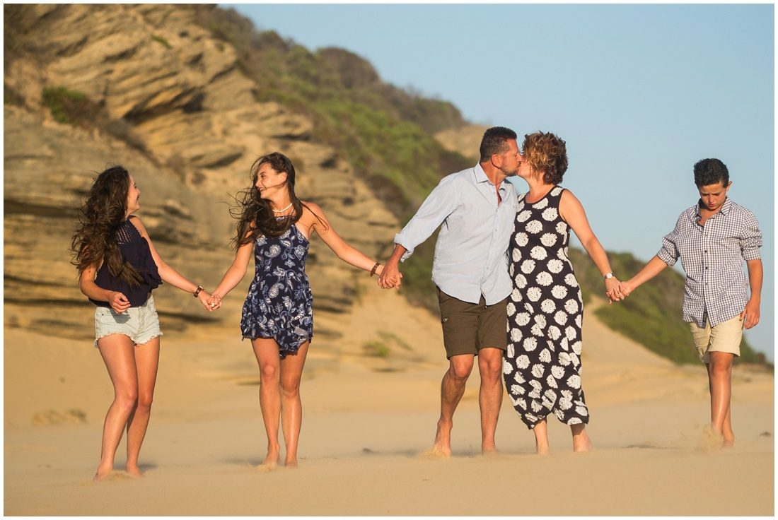 Garden Route-Groot brak-Beach session-Minaar family-13