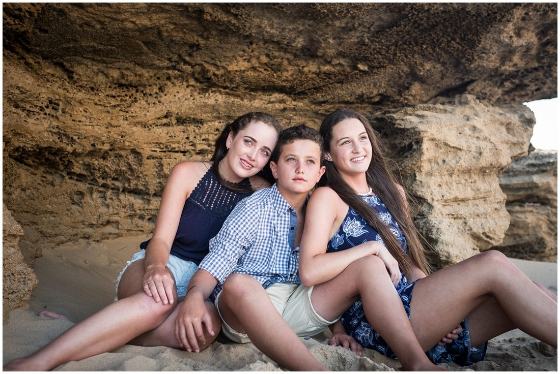 Garden Route-Groot brak-Beach session-Minaar family-3