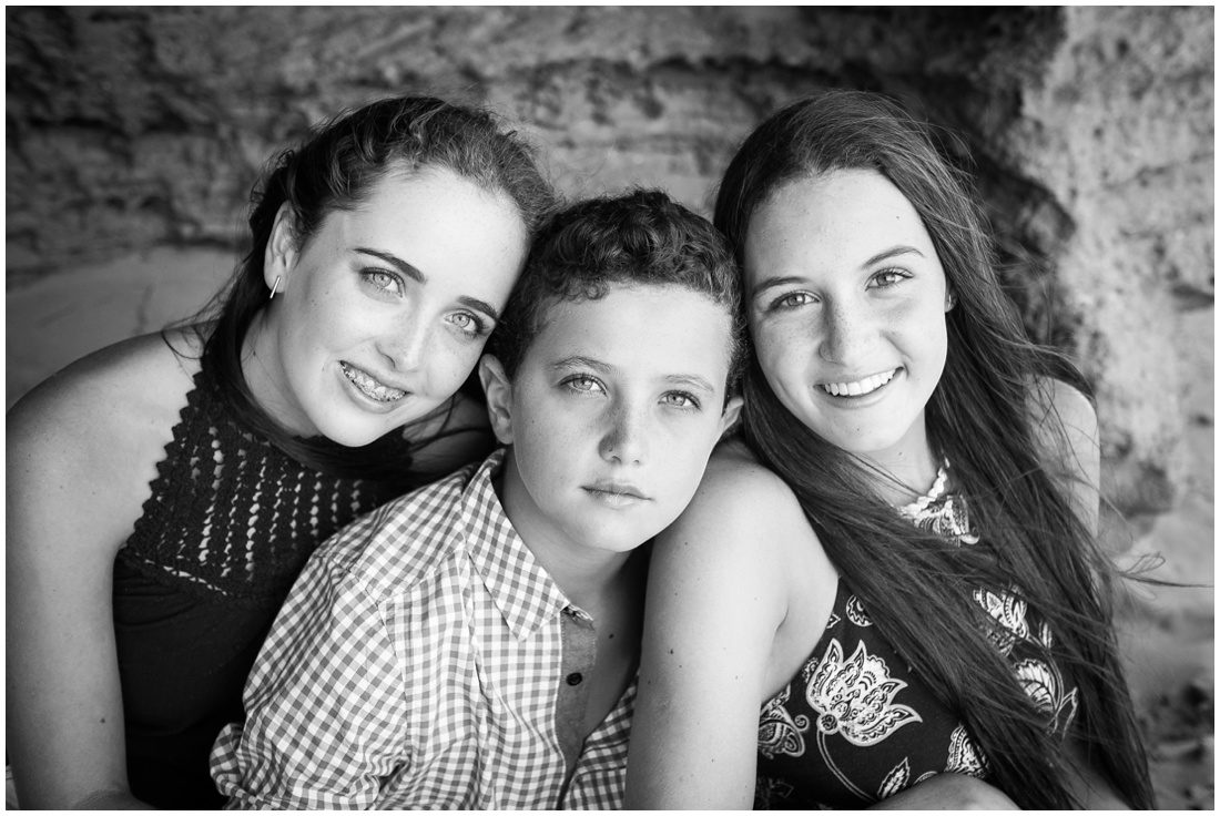 Garden Route-Groot brak-Beach session-Minaar family-4
