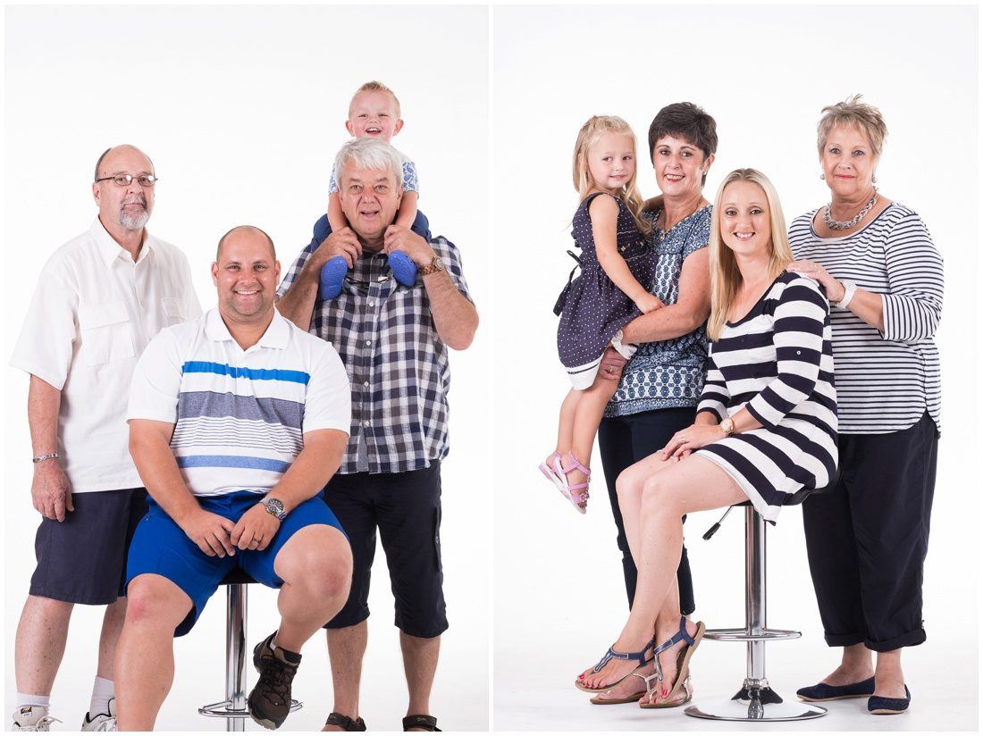 Garden Route-Mossel Bay-Studio and beach session-Haasbroek family-26