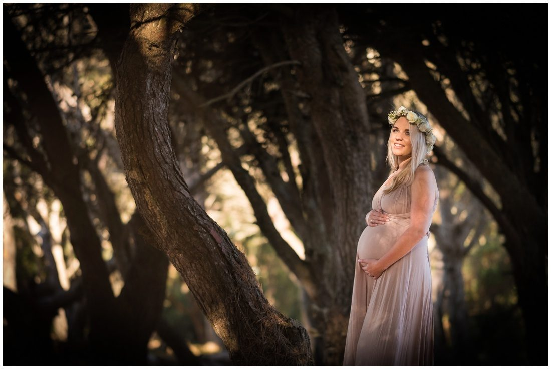 Garden Route-Studio and Forest maternity shoot-Inge-3