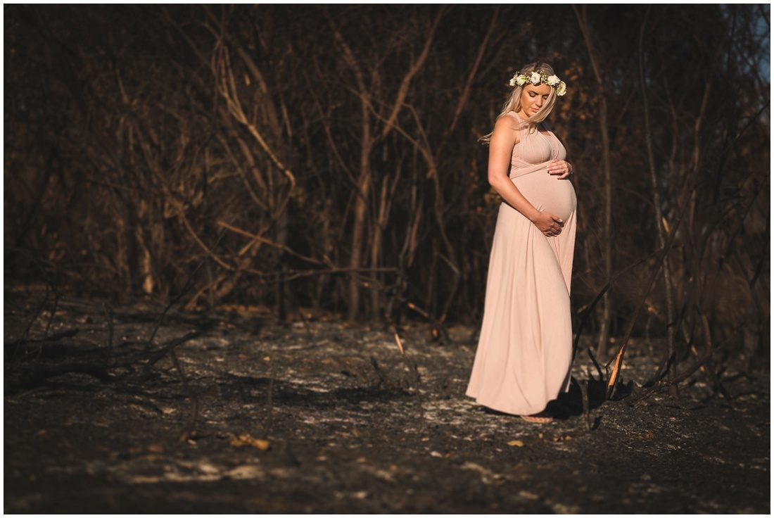 Garden Route-Studio and Forest maternity shoot-Inge-5