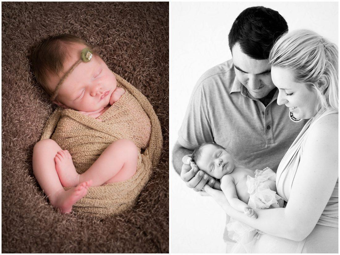 Garden Route - Mossel Bay Studio sessions - Newborn photo session - Imke-11