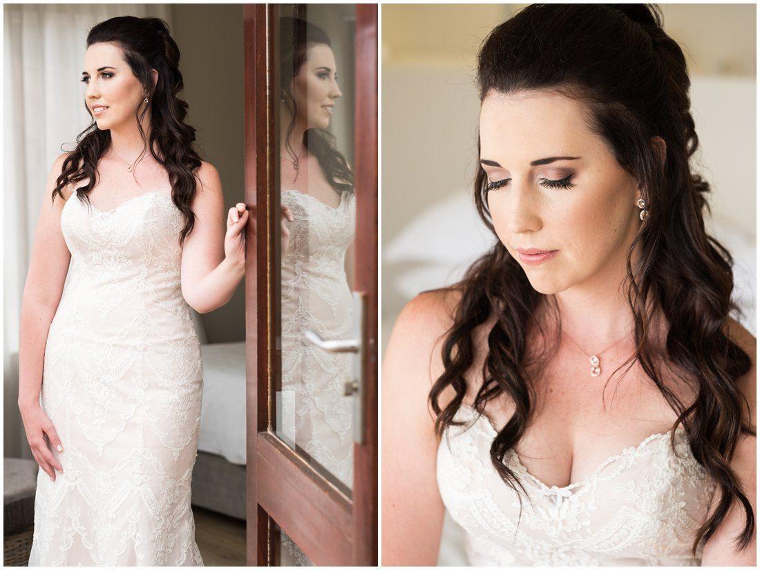 Garden Route-Uitsig Venue-Wedding-Donovan and Marike-Bride -11