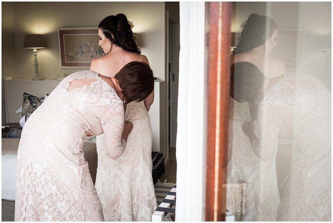 Garden Route-Uitsig Venue-Wedding-Donovan and Marike-Bride -2