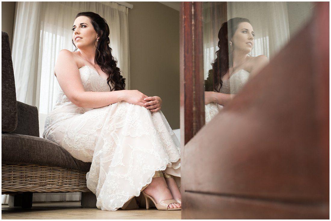Garden Route-Uitsig Venue-Wedding-Donovan and Marike-Bride -6