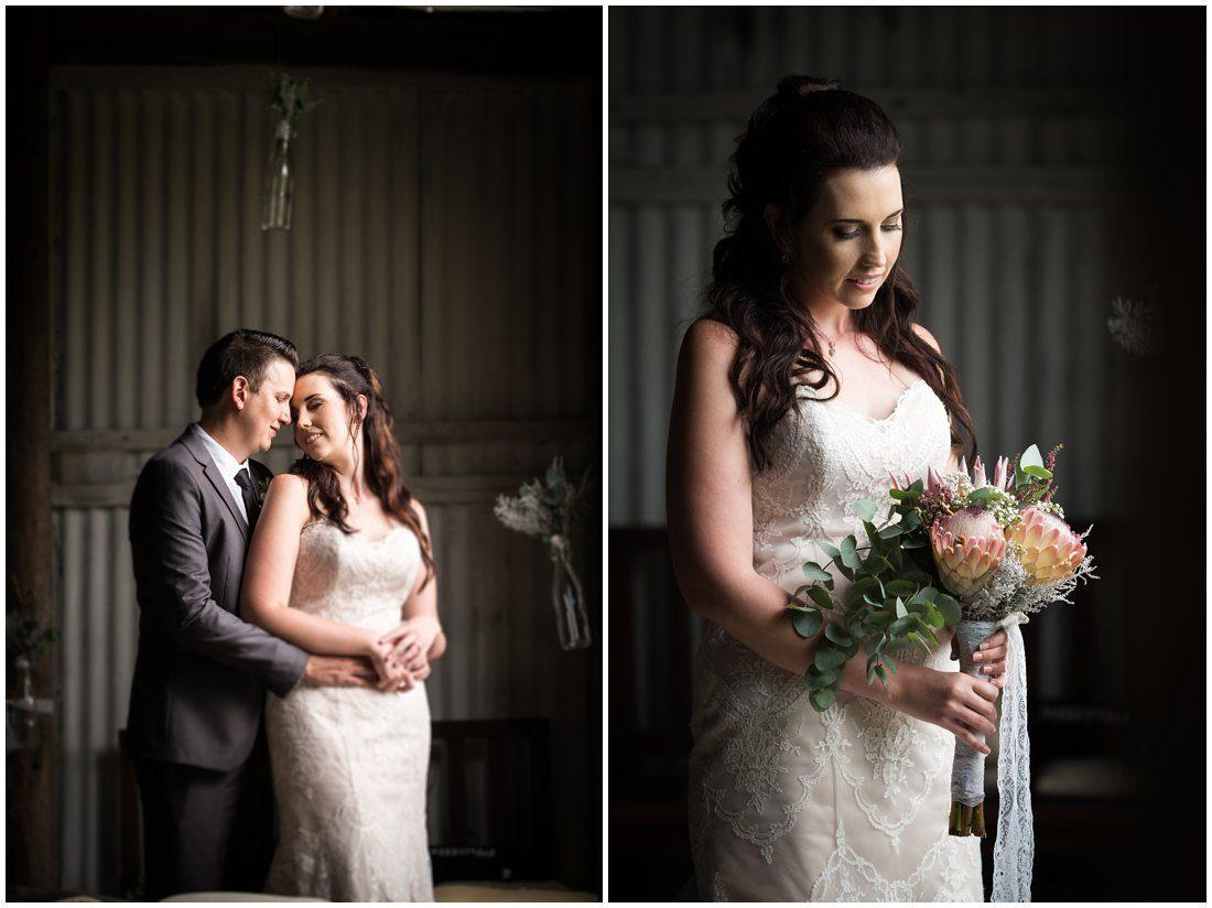 Garden Route-Uitsig Venue-Wedding-Donovan and Marike-Bride and Groom-2
