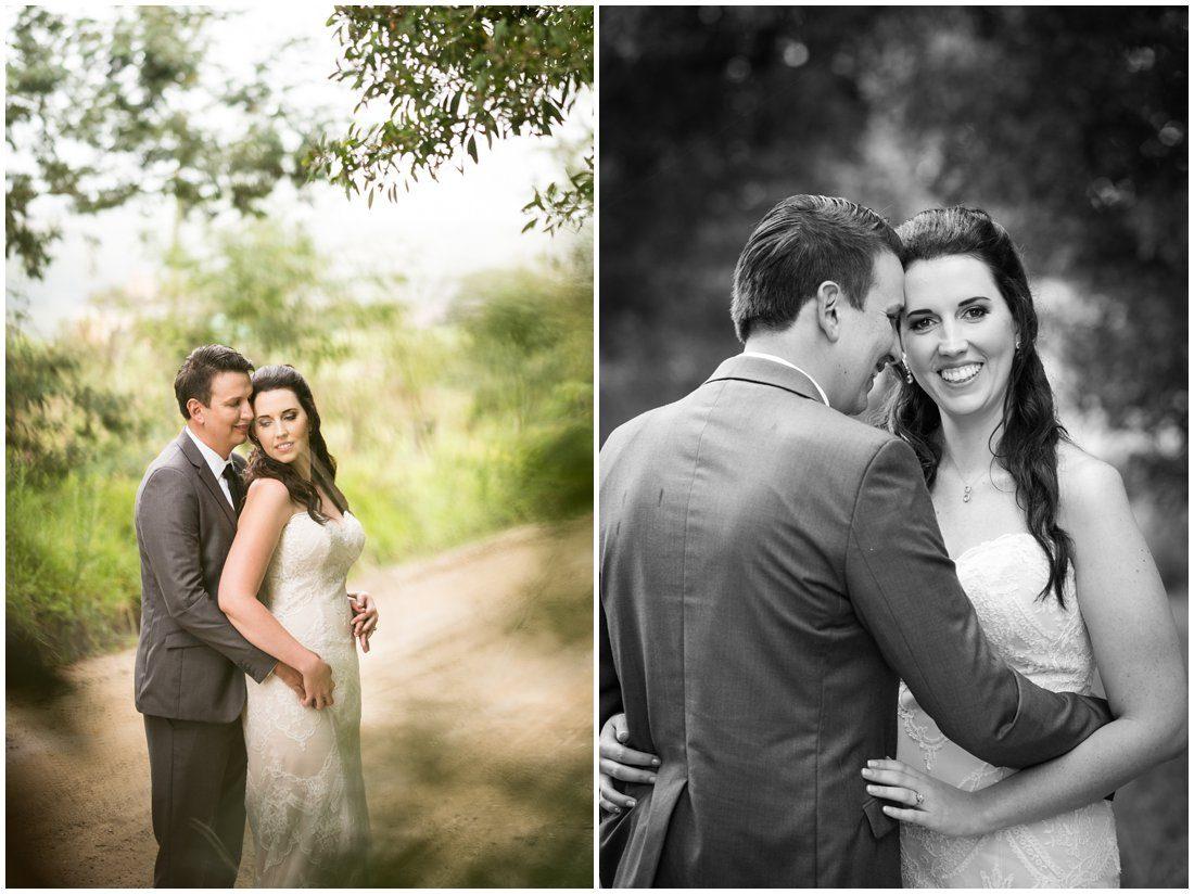 Garden Route-Uitsig Venue-Wedding-Donovan and Marike-Bride and Groom-5