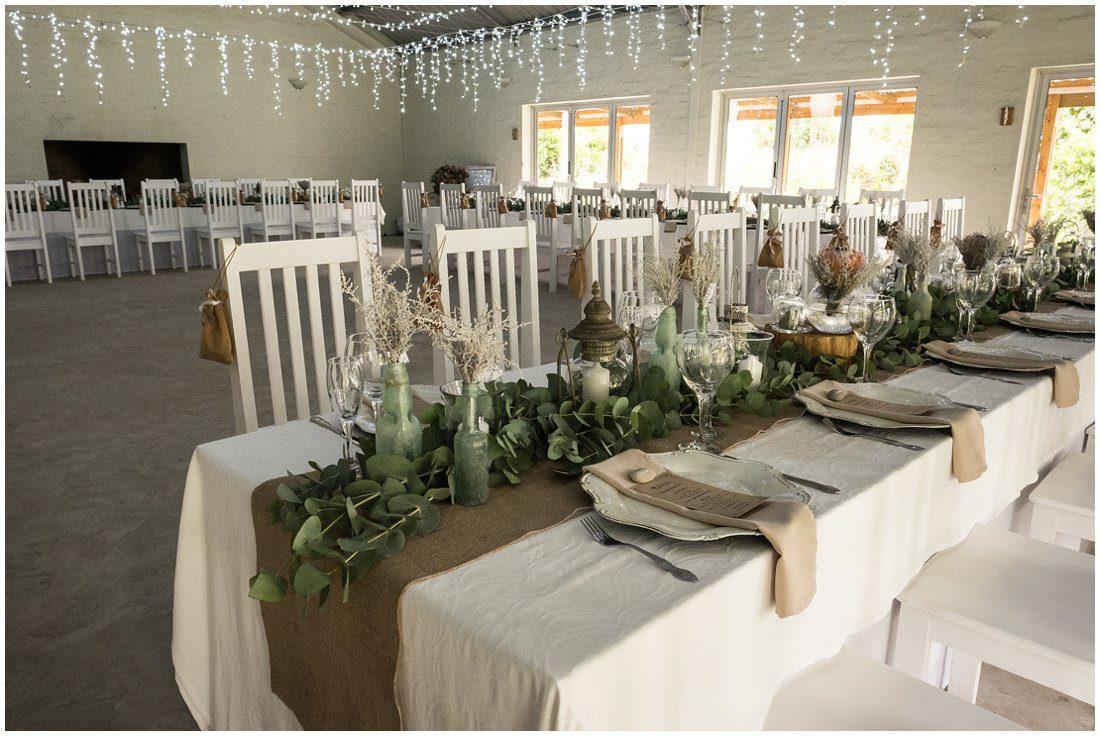 Garden Route-Uitsig Venue-Wedding-Donovan and Marike-Wedding Decor -9
