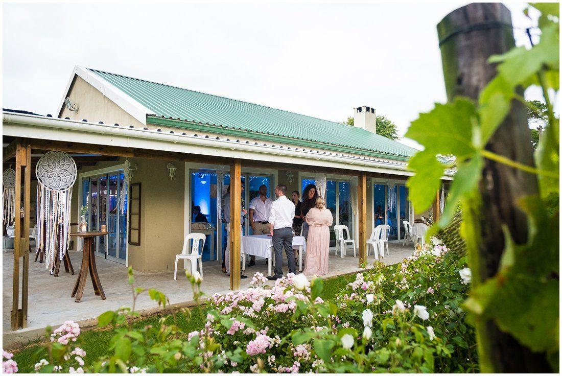 Garden Route-Uitsig Venue-Wedding-Donovan and Marike-Wedding Reception-5
