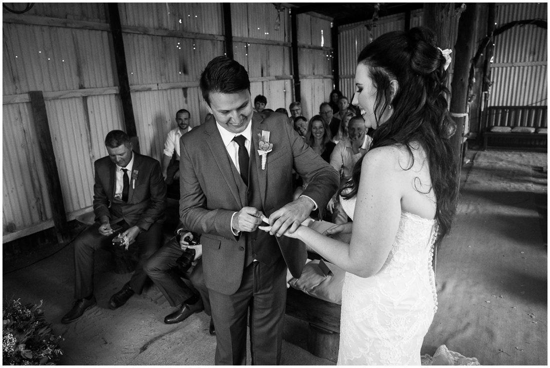 Garden Route-Uitsig Venue-Wedding-Donovan and Marike-Wedding ceremony-18