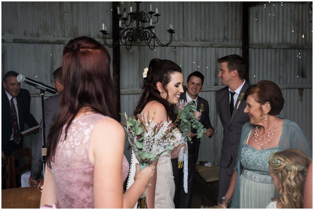 Garden Route-Uitsig Venue-Wedding-Donovan and Marike-Wedding ceremony-25