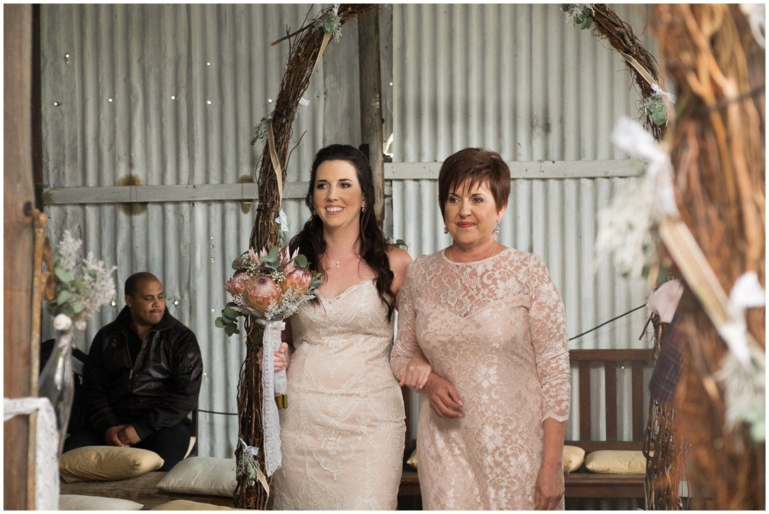 Garden Route-Uitsig Venue-Wedding-Donovan and Marike-Wedding ceremony-5