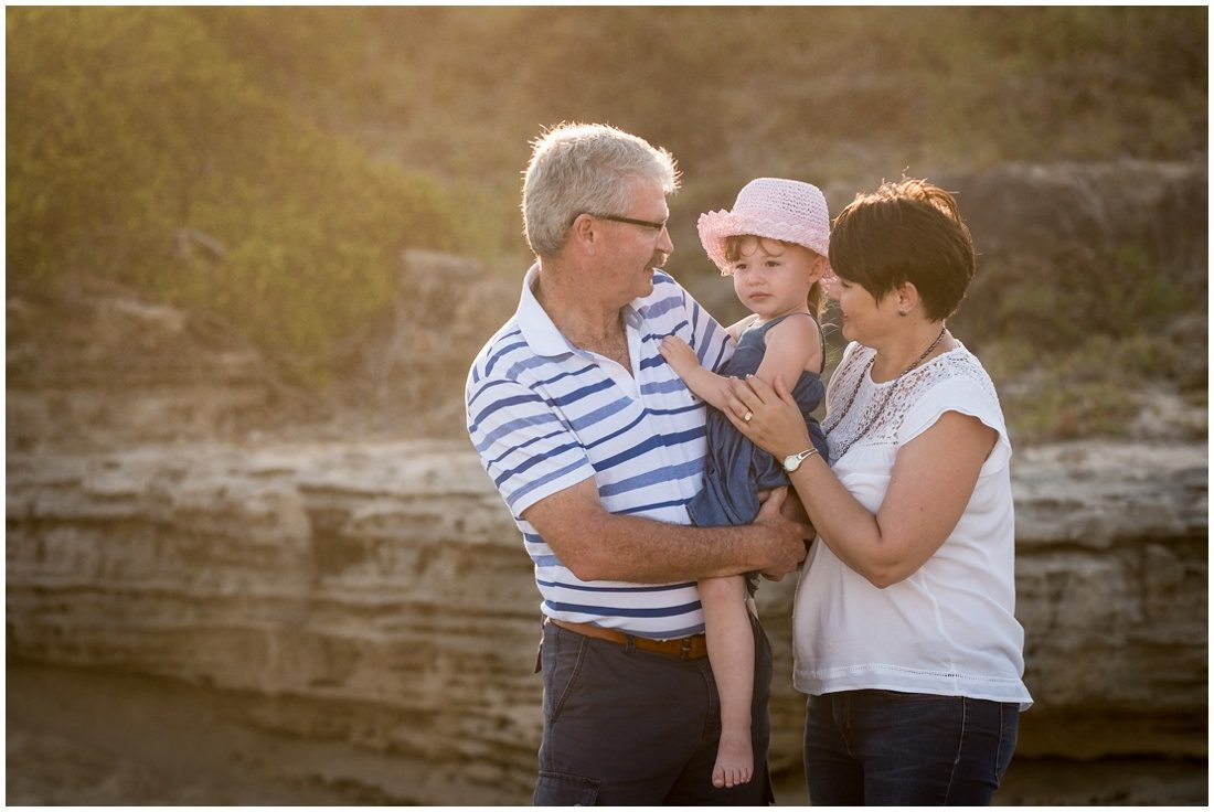 Garden Route - Boggemsbaai - Beach family session - Van Der Watt family-2
