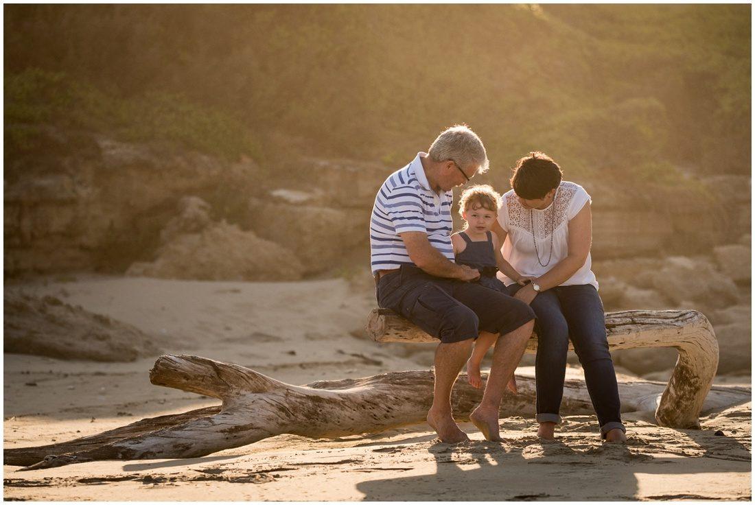 Garden Route - Boggemsbaai - Beach family session - Van Der Watt family-4