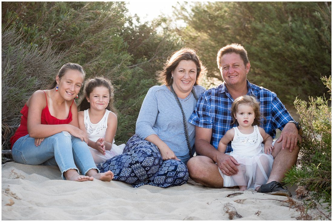 Garden Route-Groot Brak-Family session-Maree family-1