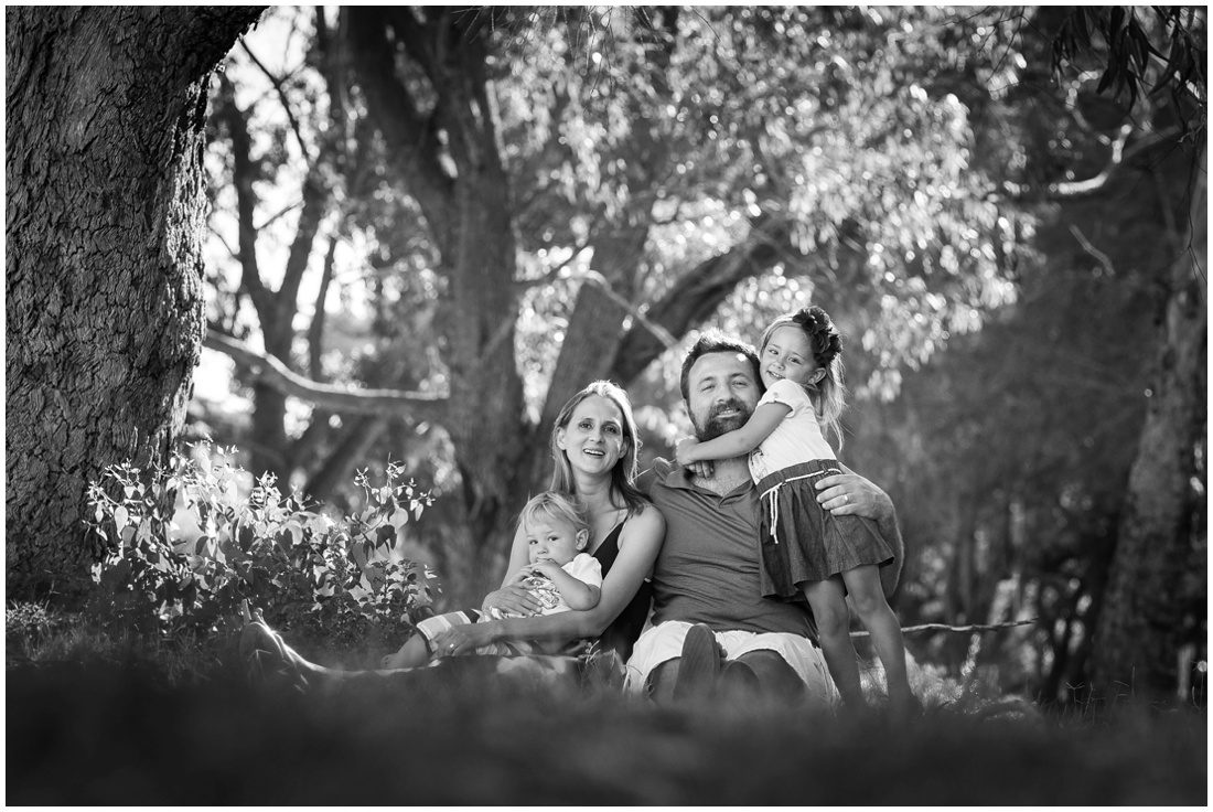 Garden Route - Mossel Bay - Forest family session - Valentine family-1