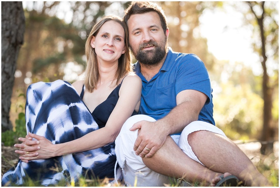 Garden Route - Mossel Bay - Forest family session - Valentine family-5