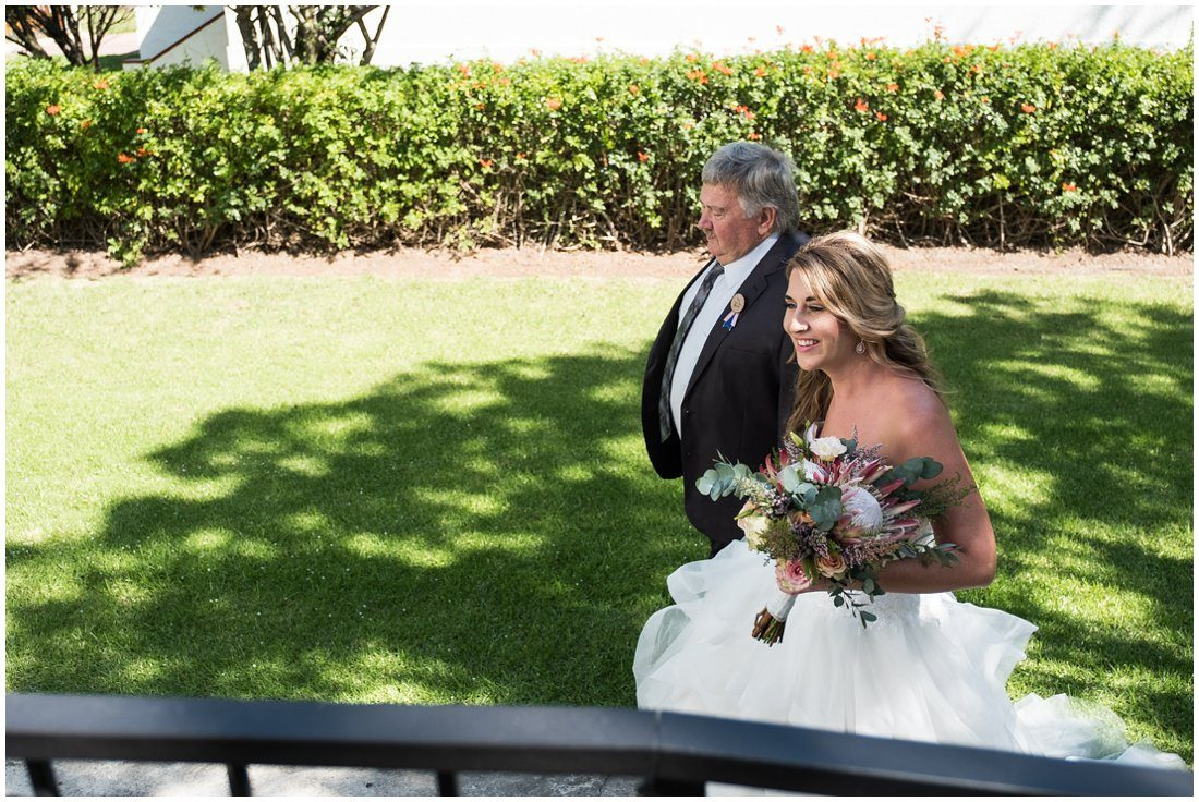 Garden Route Wedding De Vette Mossel - Stuart & Ellen Ceremony-9