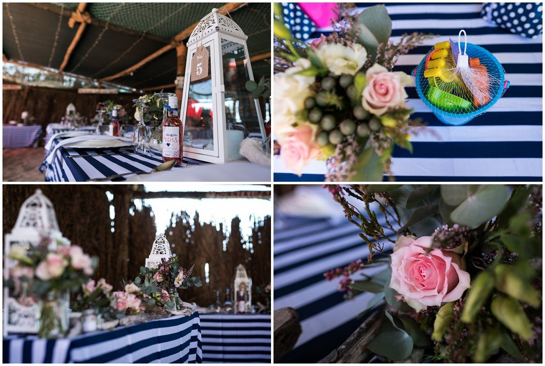 Garden Route Wedding De Vette Mossel - Stuart & Ellen Decor-11