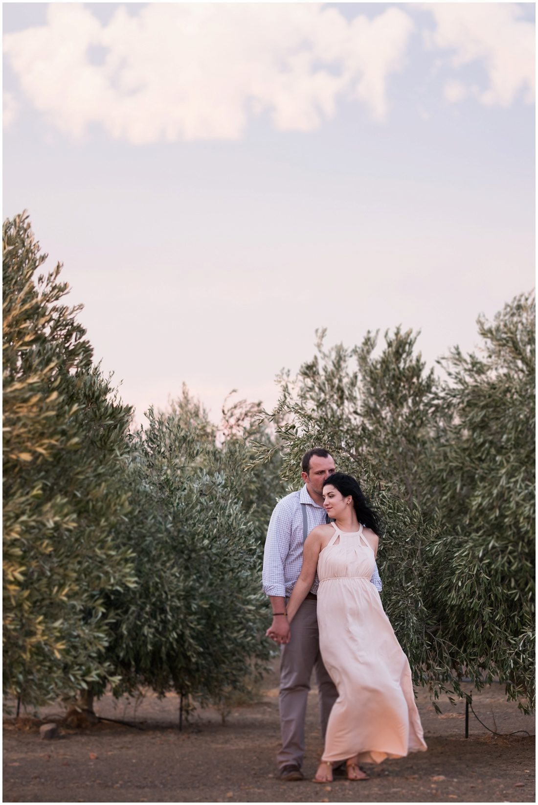 Klein Karoo - Prince Albert - Engagement shoot - Hanno and Ivette -13