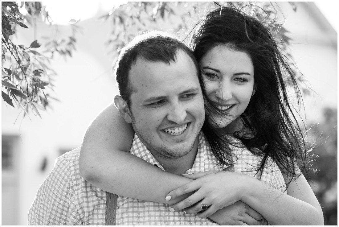Klein Karoo - Prince Albert - Engagement shoot - Hanno and Ivette -27