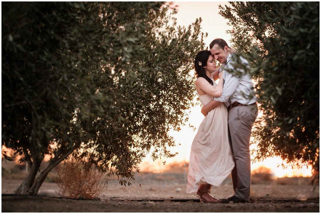 Klein Karoo - Prince Albert - Engagement shoot - Hanno and Ivette -42