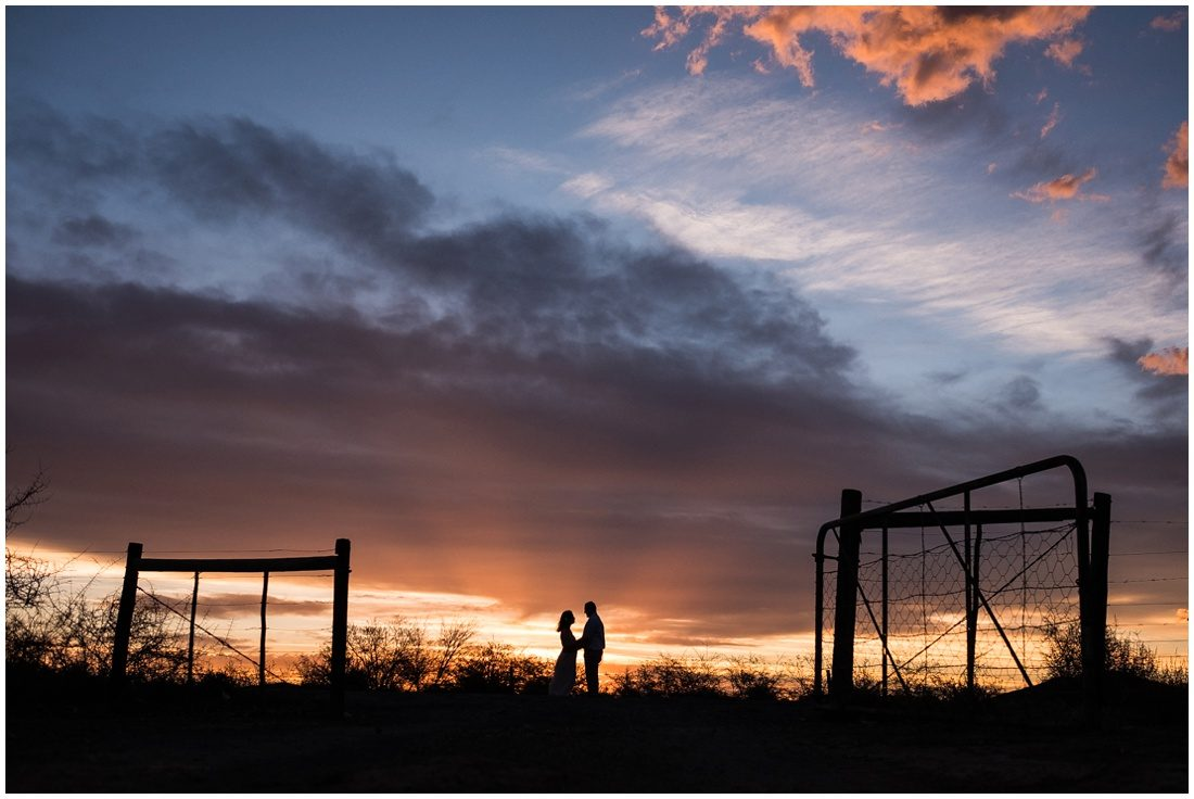 Klein Karoo - Prince Albert - Engagement shoot - Hanno and Ivette -44