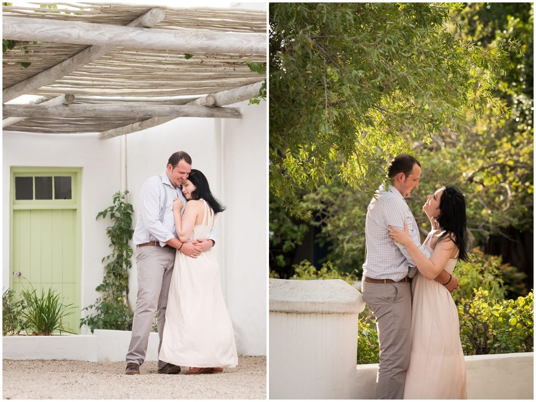 Klein Karoo - Prince Albert - Engagement shoot - Hanno and Ivette -5