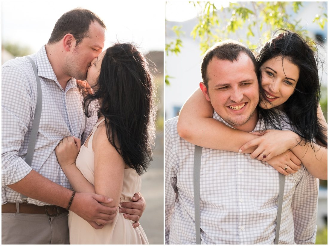 Klein Karoo - Prince Albert - Engagement shoot - Hanno and Ivette -6