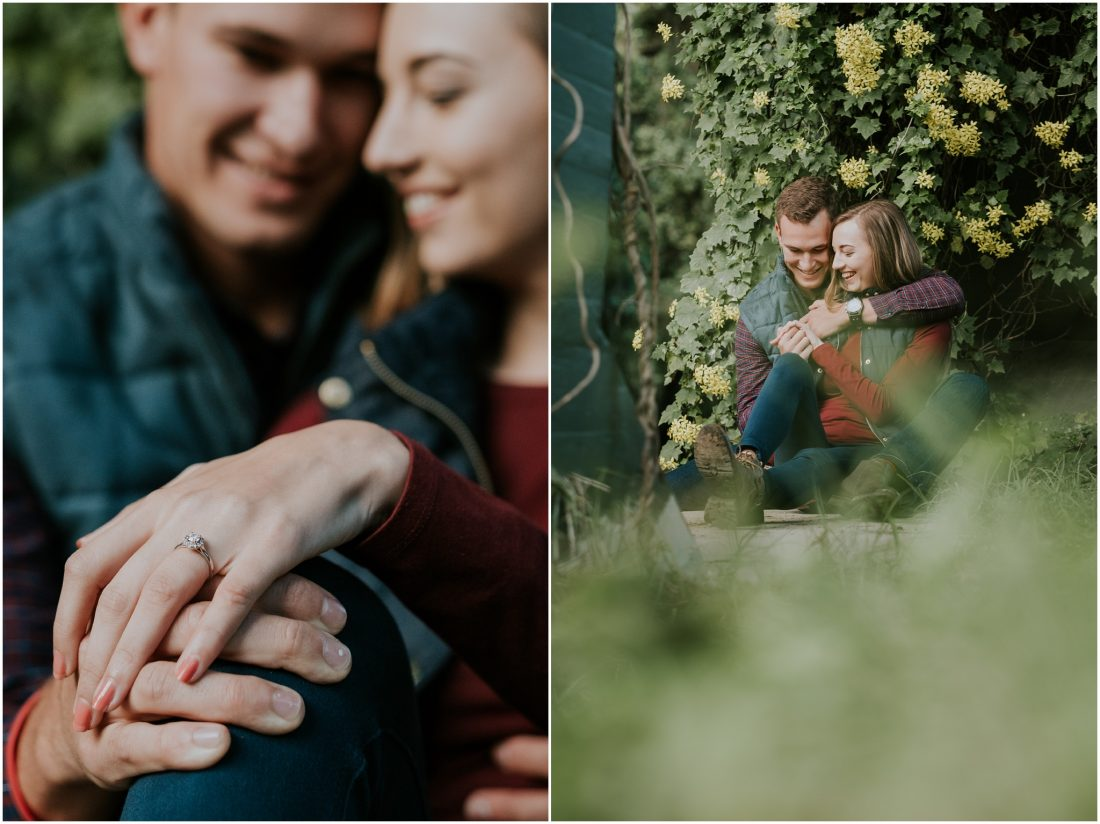 engagement shoot wilderness - vincent and lucinda_0006