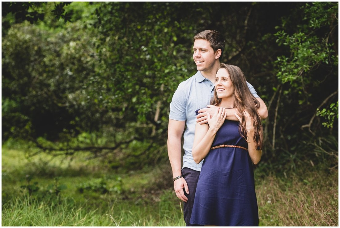 Wilderness Forest & Beach Engagement Shoot Murray & Hayley_0001