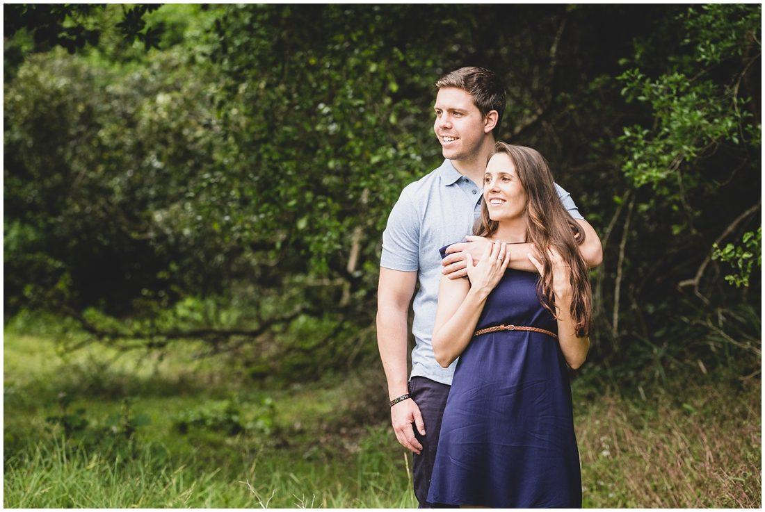 Wilderness Forest & Beach Engagement Shoot Murray & Hayley_0001