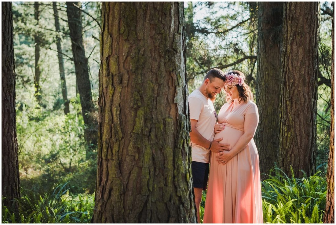 garden route forest beach maternity portraits steyn family_0002