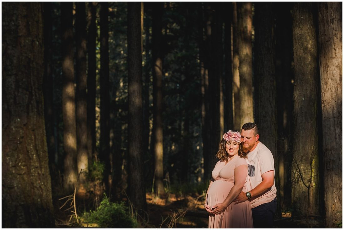 garden route forest beach maternity portraits steyn family_0007