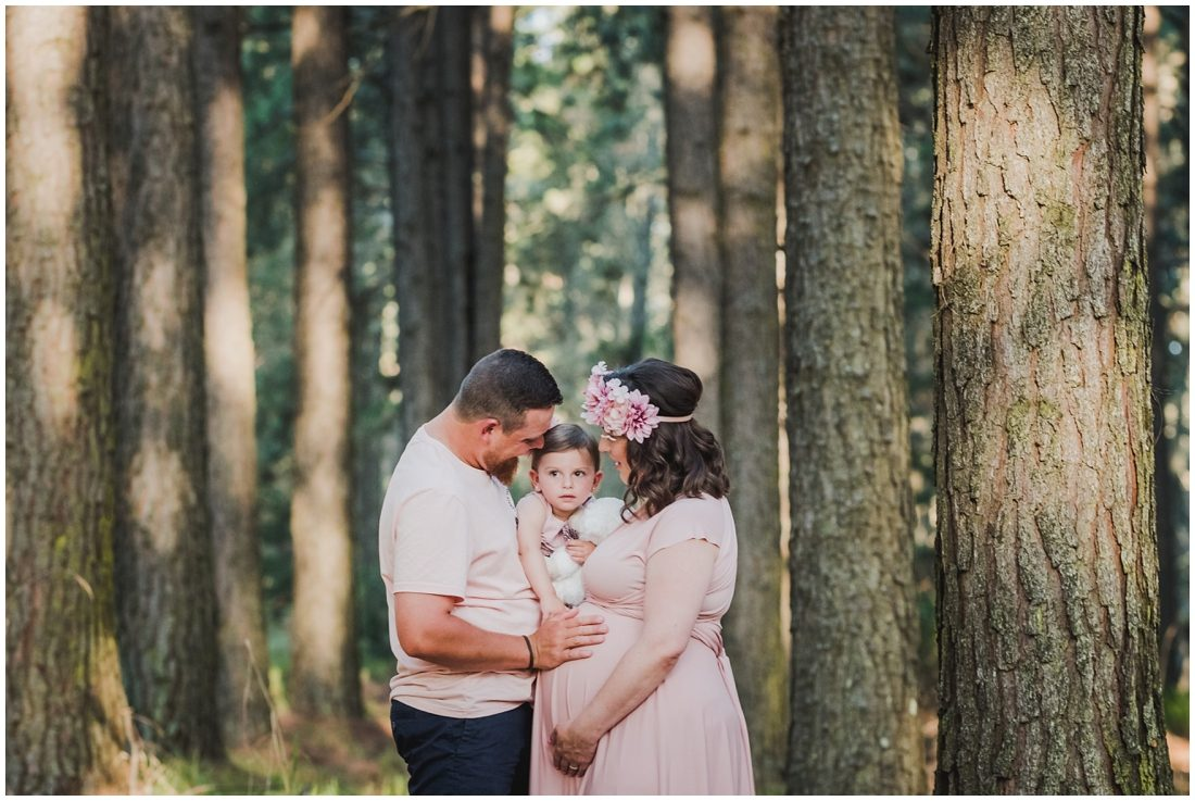 garden route forest beach maternity portraits steyn family_0009