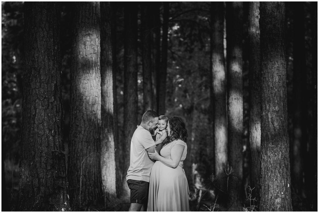 garden route forest beach maternity portraits steyn family_0013