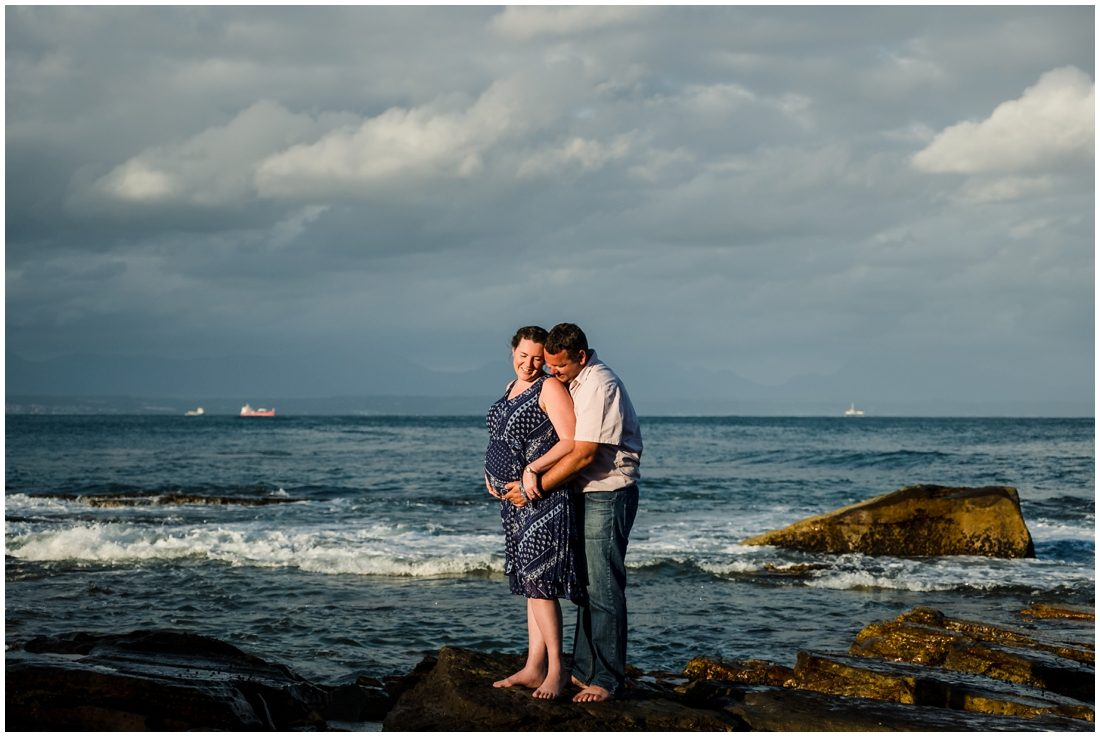 Mossel Bay Beach Maternity Portraits Human_0005