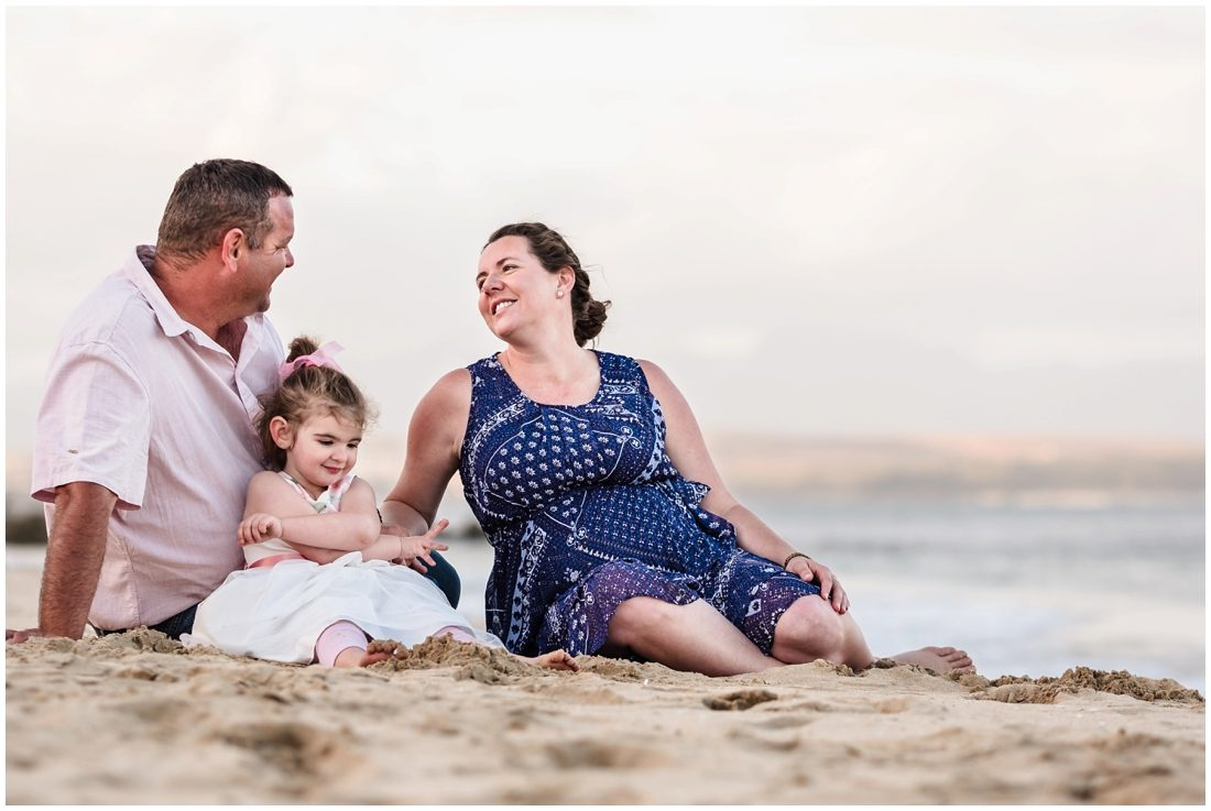 Mossel Bay Beach Maternity Portraits Human_0012