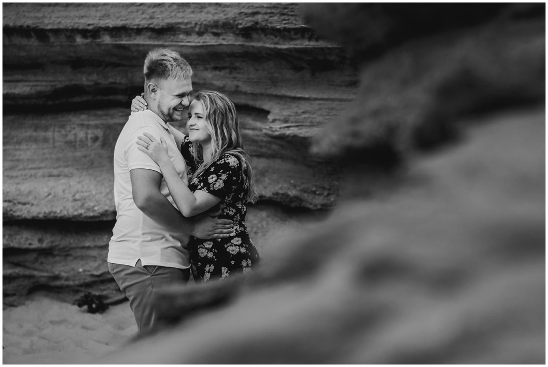 great brak beach engagement portraits tristan and rene_0005