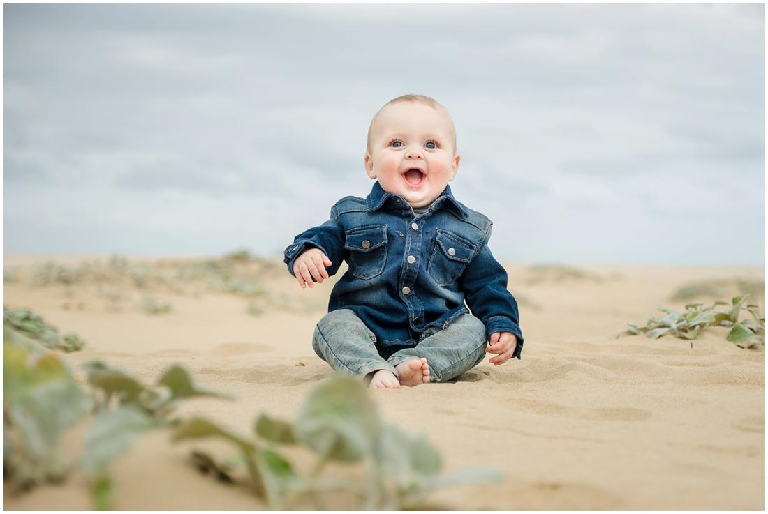 klein brak beach du raan family_0005