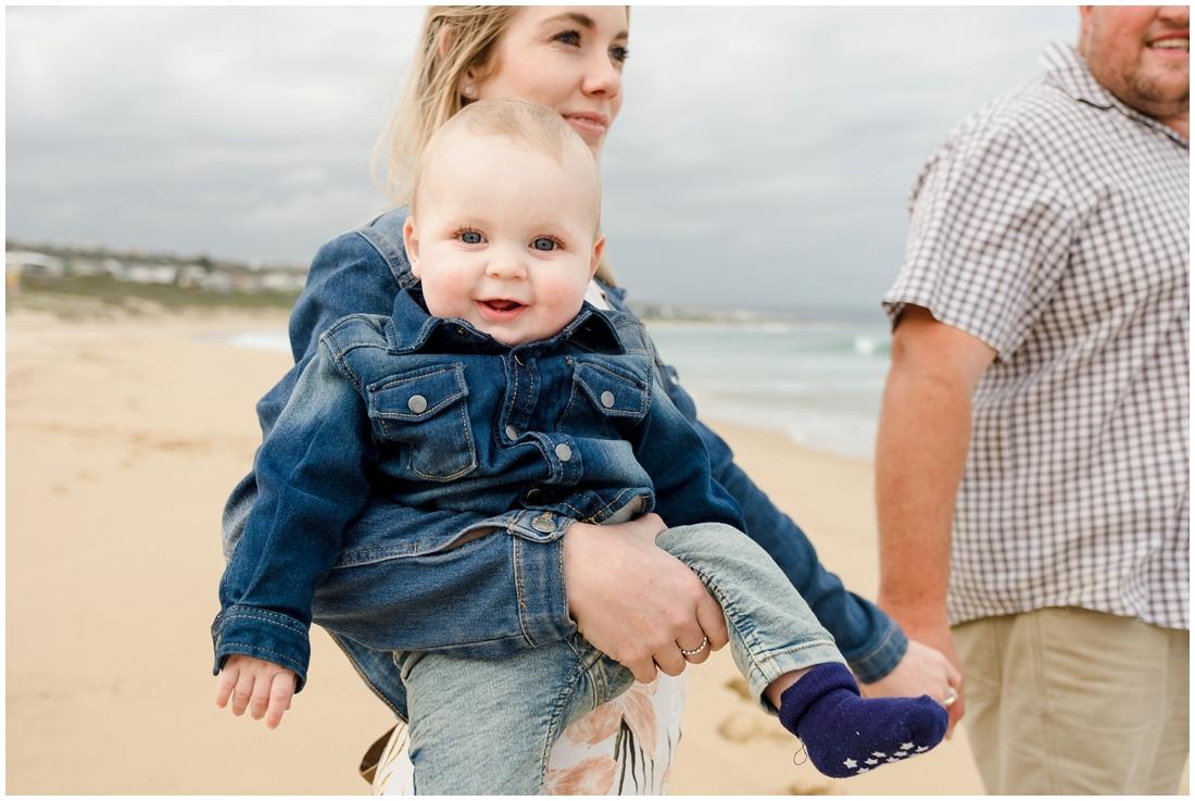 klein brak beach du raan family_0012